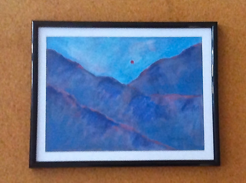Colorado Blues, in Frame (Dec. 27, 2013) by randubnick