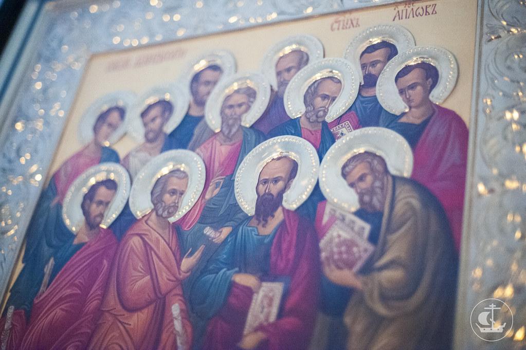 17 января 2014, Богослужение накануне Навечерия Богоявления / 17 January 2014, Evening service of Theophany Eve