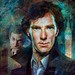 Sherlock by Olga Tereshenko