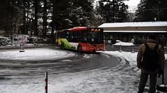 Bus to Nikko Station, Sannai