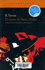 B Traven, El tesoro de sierra madre