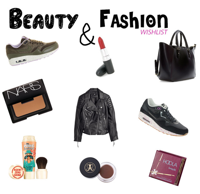 Beauty & Fashion Wishlist Januari
