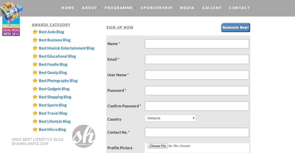 Best Lifestyle Blog MSMW 2014, Top Blog Malaysia 2014, Best Business Blog Malaysia, Malaysia Social Media Week 2014, MSMW 2014, MSMW 2014   Blogger Awards, Blogger Awards 2014, Cara Nominate MSMW 2014, World Bloggers and Social Media Awards 2014, Blogger Melayu 2014, Top Blog   Malaysia, Kriteria Pemenang MSMW 2014, Most Creative Blog 2014, Kategori Anugerah Blog MSMW 2014, Cendol Banting, Oh Cikgu, Denaihati, Buat Duit Dengan Blog, Iklan Di Blog