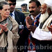 Sonia Gandhi lays the foundation stone of AMU centre at Kishanganj, Bihar 04