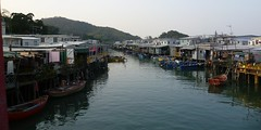 For a sunset view like never before visit Tai O - Things to do in Hong Kong