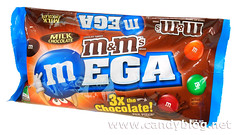 Milk Chocolate Mega M&Ms