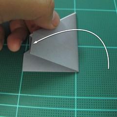 วิธีพับกล่องของขวัญแบบโมดูล่า (Modular Origami Decorative Box) โดย Tomoko Fuse 014