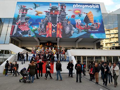 A Cannes, faites vos jeux