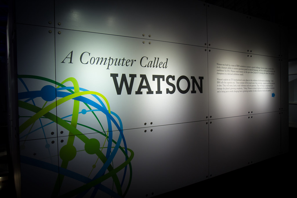A Computer Called Watson