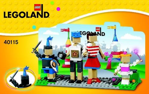 LEGO 40115