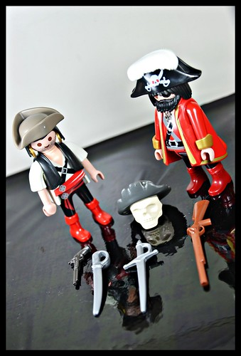 Playmobil: Pirate 2-pack set