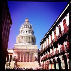 El Capitolio ..  Havana series