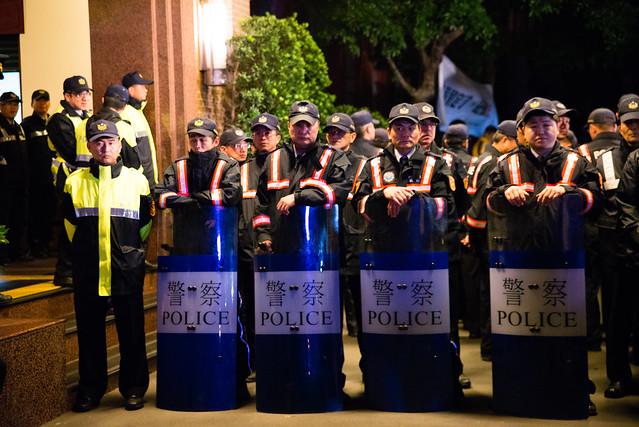 佔領立法院 / Occupy Congress