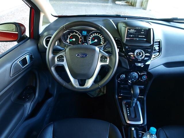 2014 Ford Fiesta Titanium 5-Door