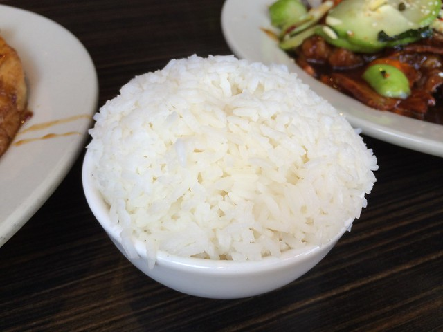 Rice - House of Nanking