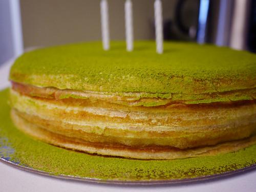 03-21 matcha mille crepe cake