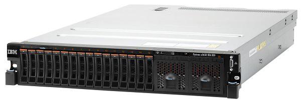IBM System x3650 M4. Внешний вид
