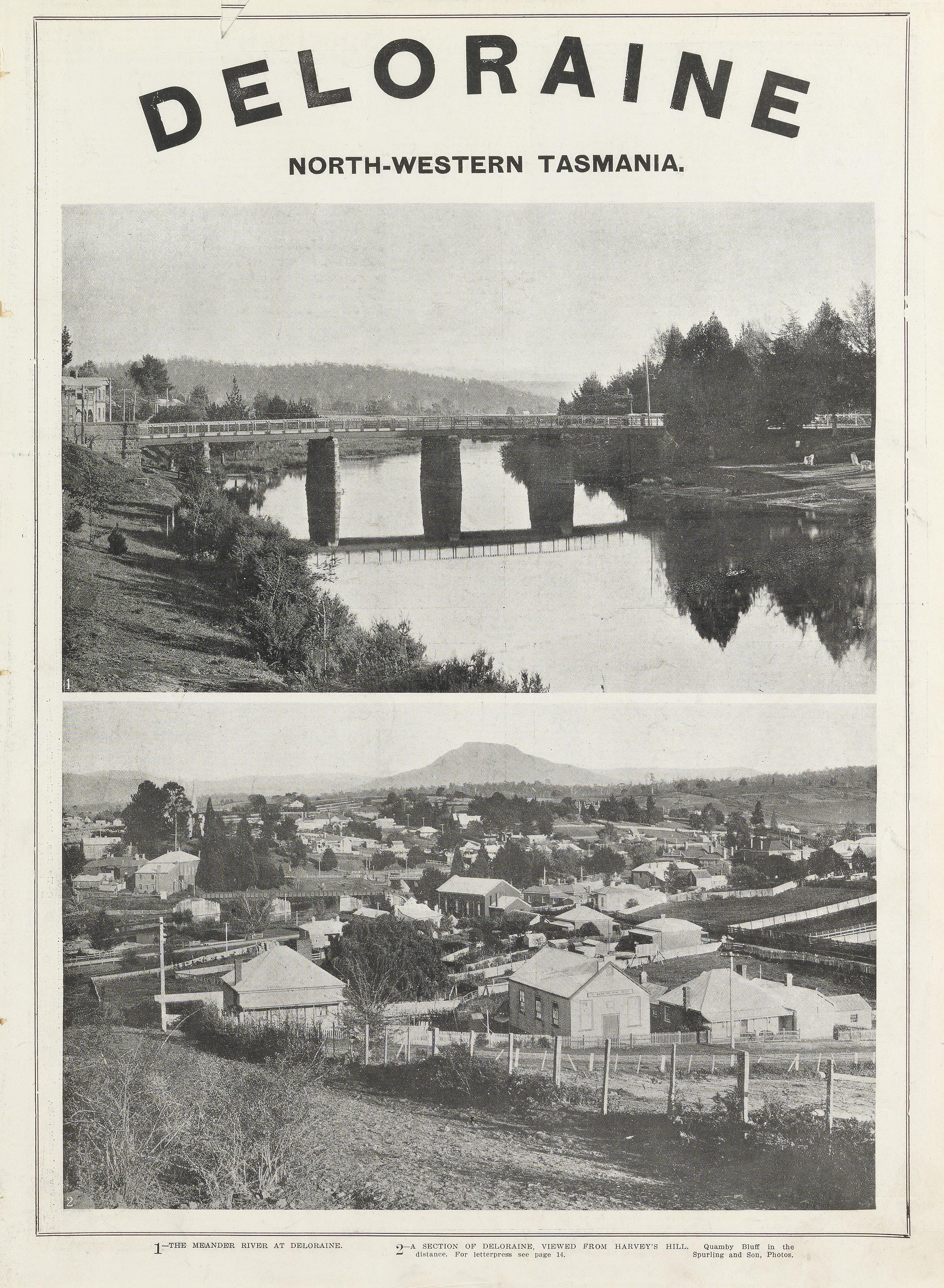 Deloraine, Tasmania (1919)