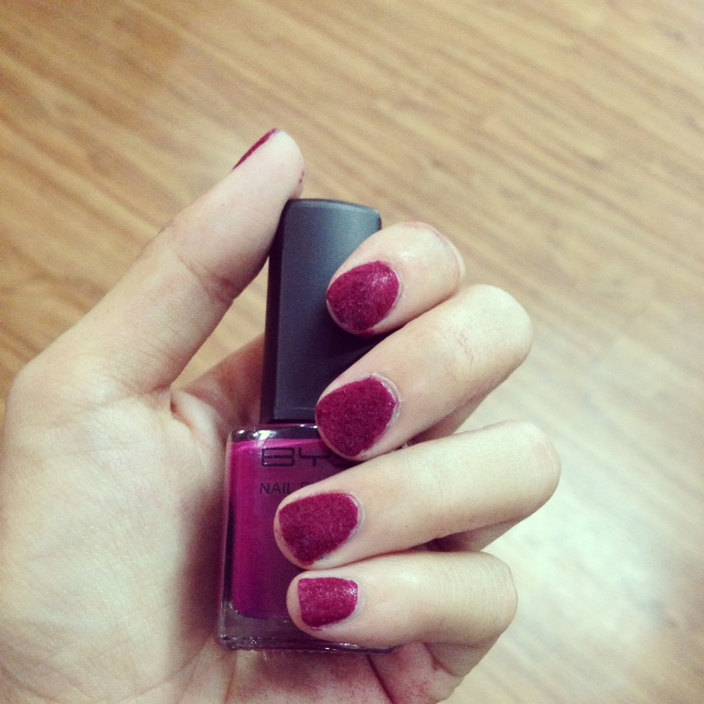 caviar for nails by bys cosmetics