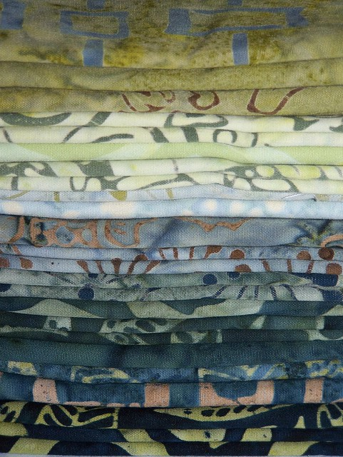 Batik Fat Quarter Bundle