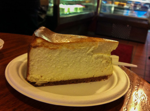 beste Cheesecake in New York