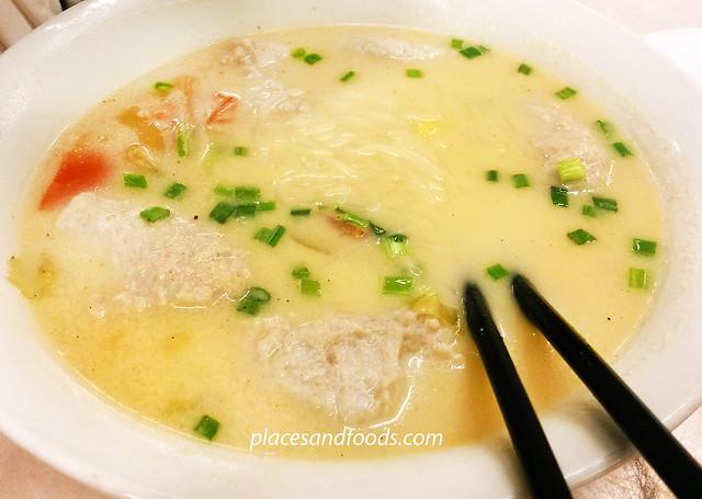 tayton fish head noodle fish