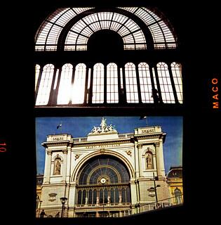 Keleti pályaudvar Budapest