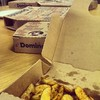 Posh chips from #dominos