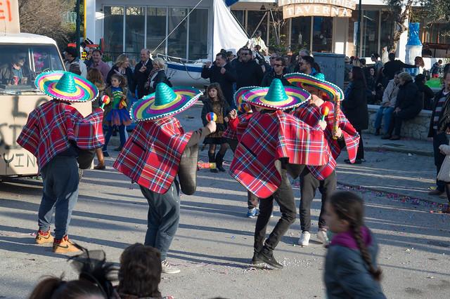 3ο Ψινθενό Καρναβάλι 2017 | Ψίνθος