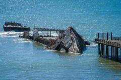 _WCB4250 Seacliff State Beach- Aptos CA- Concrete ship