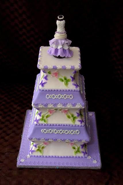 Cake by Bayer Iris of Elegantlittlethings
