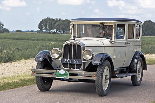 Chandler Standard Six 1928 (8527)