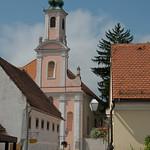Varaždin - Uršulinska crkva
