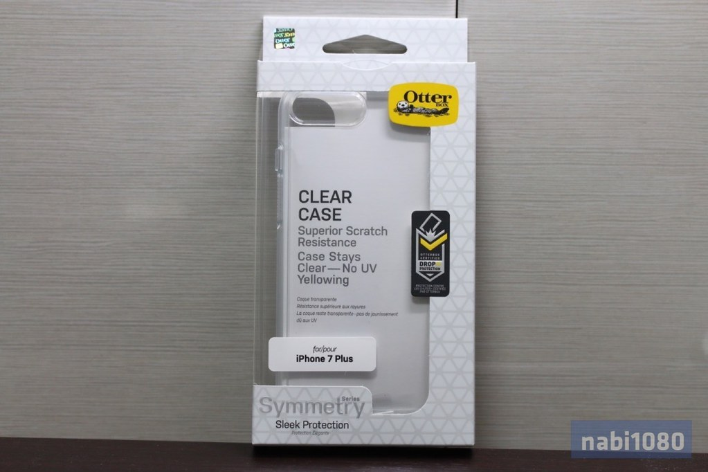 OtterBox Symmetry Clear01