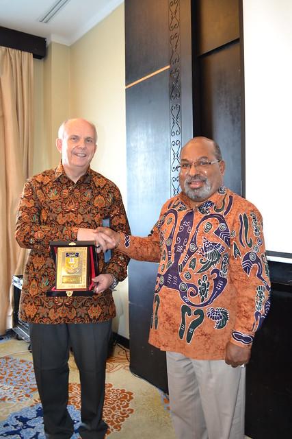Kunjungan Dubes Donovan ke Papua