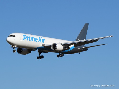 Amazon Prime Air Boeing 767-300