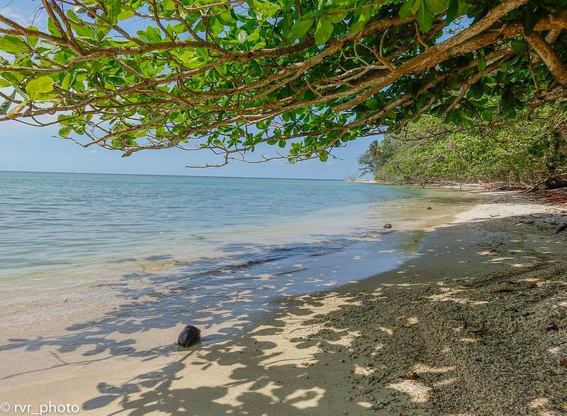 Playa de Parque de Cahuita, Costa Rica
