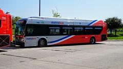 WMATA Metrobus 2016 New Flyer Xcelsior XDE40 #7394