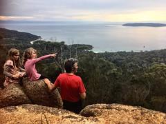Bear Hill, Schouten Island. Tasmania