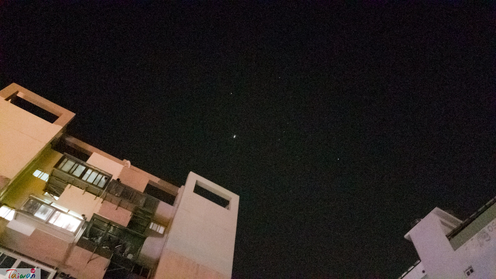ISS Flyover