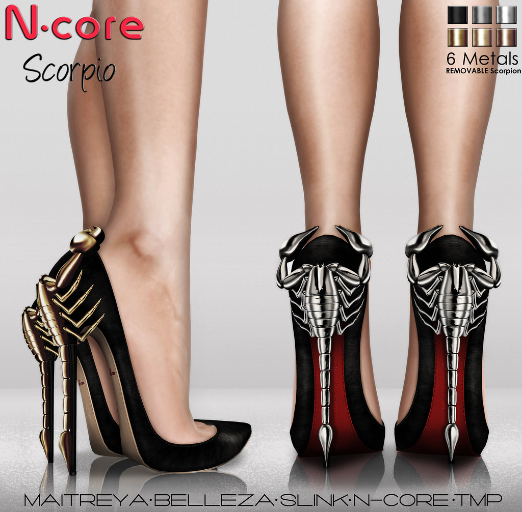 N-core SCORPIO @ Black Fair (Coming soon) - SecondLifeHub.com