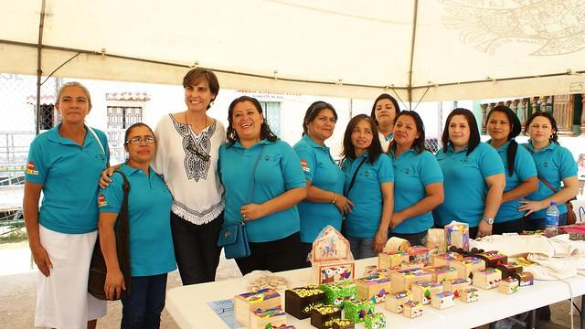 Grupo de Acción Territorial (GAT) realiza lanzamiento público que demanda la Estrategia de Desarrollo Rural Territorial, de la zona Norte de Chalatenango