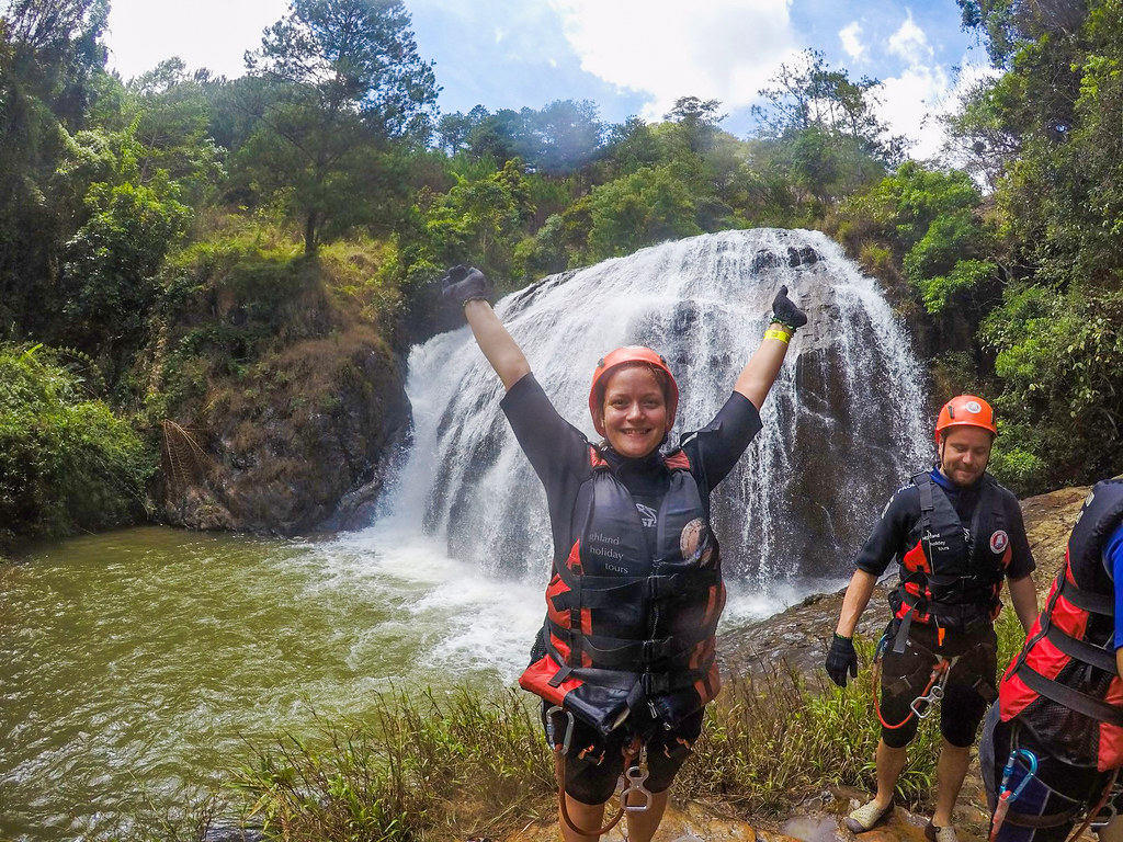 adventure i Vietnam