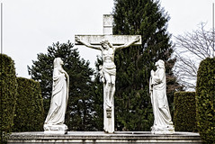 Jesus Christ (Cross Sculpture)  1