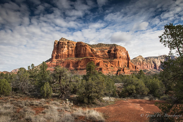 Red Rock Formations - Sedona