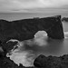 the arch at Vik by Andy Kennelly