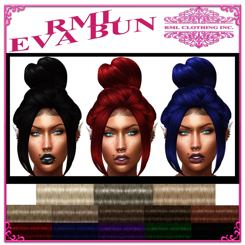 RML EVA BUN OFFICIAL AD - SecondLifeHub.com