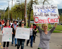 March for Science, Eugene