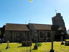 GOC Harrow Weald–Bushey 073: St James's Church, Bushey