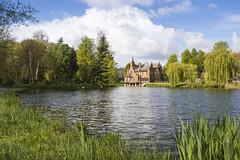 Koninklijk bezoek aan kasteel van Wissekerke